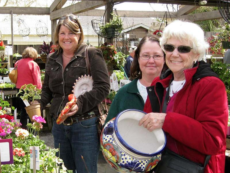 Garden Nursery In Santa Rosa Sonoma County